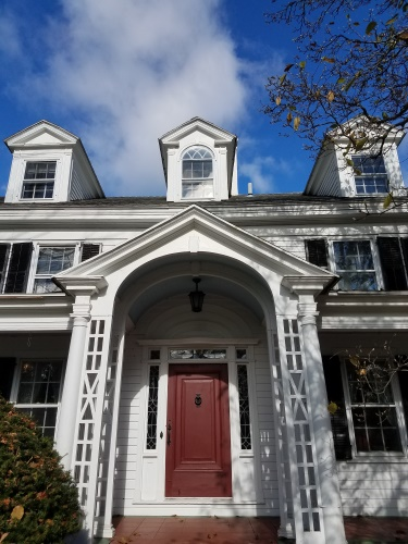 Welcome to our romantic Berkshires bed and breakfast.